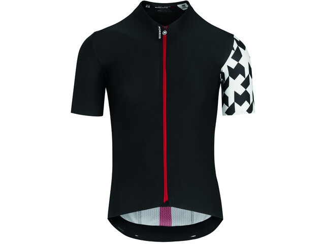 assos Equipe RS Aero Maillot manches courtes Homme, black series